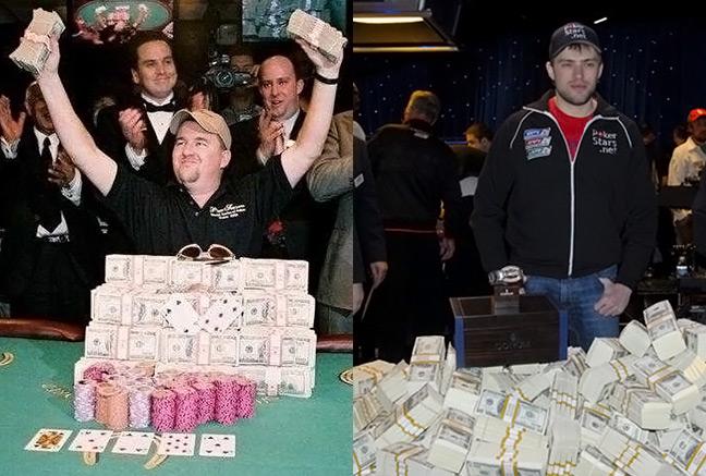 Крис Манимейке и Иван Демидом заработали деньги на покере.