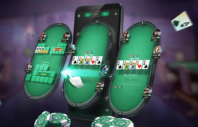 Покерные игры рума PPPoker.