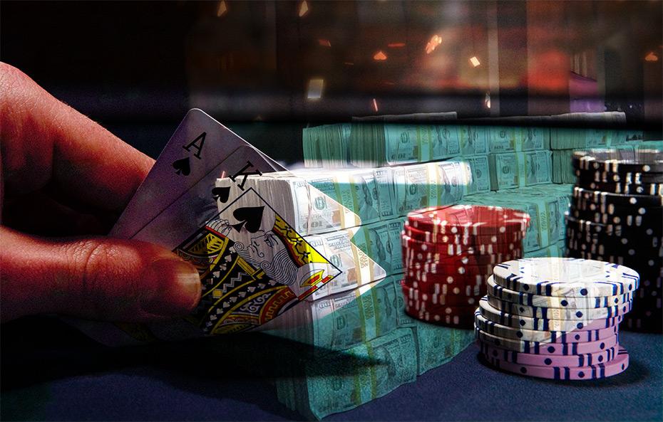 Как заработать играя в покер на деньги.